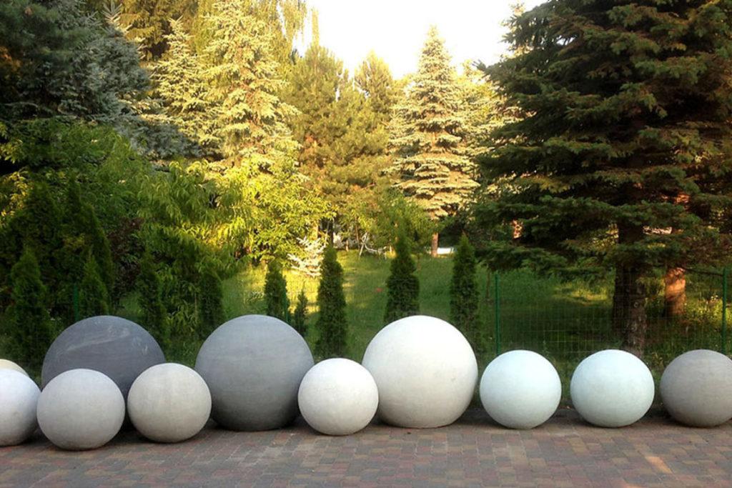 Kule betonowe